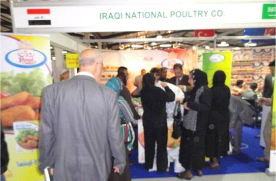 Iraq National Co  | The company business activities